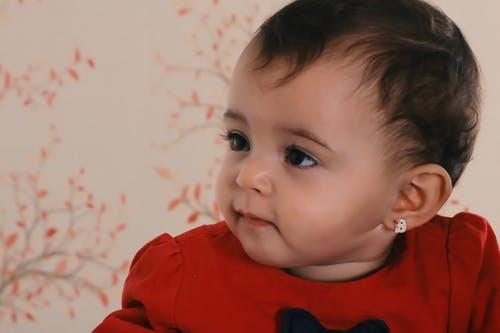 Pendientes del bebé - Joyería Montón