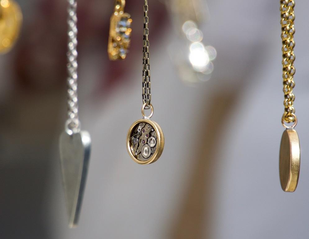 Tipos de joyas de oro - Joyería Montón