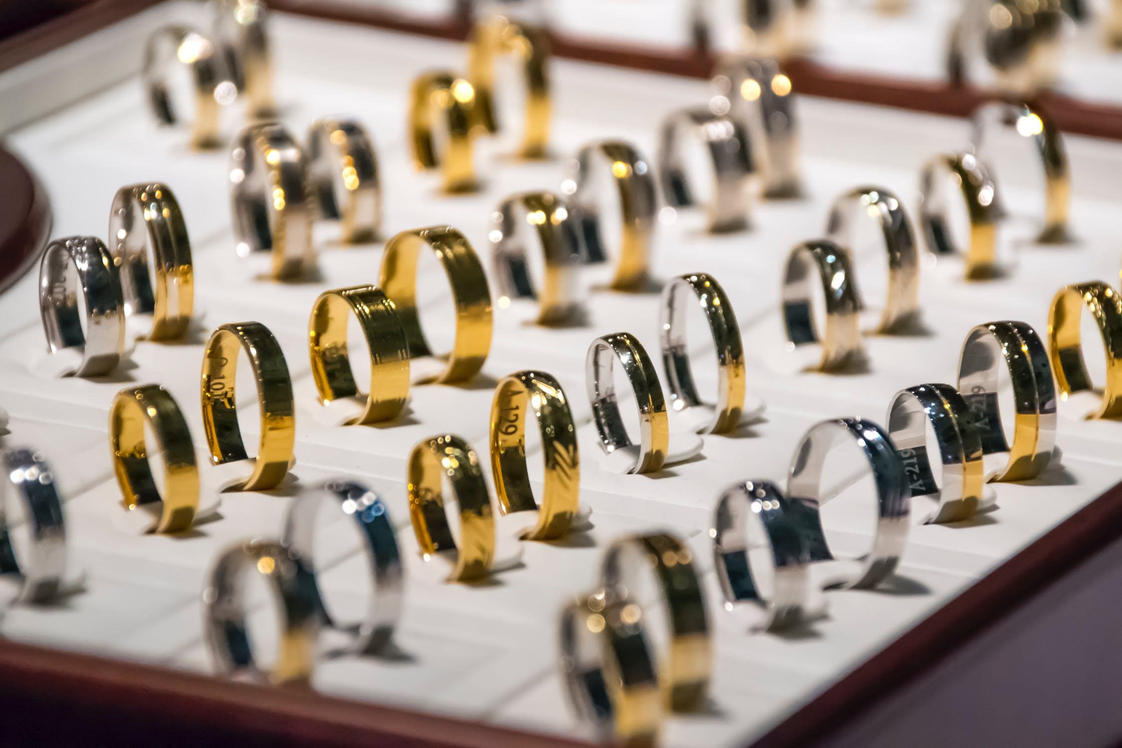 Joyas de oro y plata - Joyería Montón